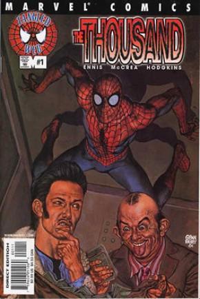 Spiderman Tangled Web #1