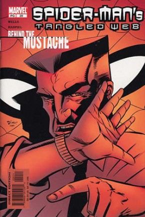 Spiderman Tangled Web #20