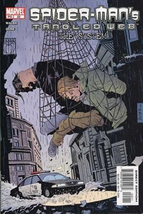 Spiderman Tangled Web #22