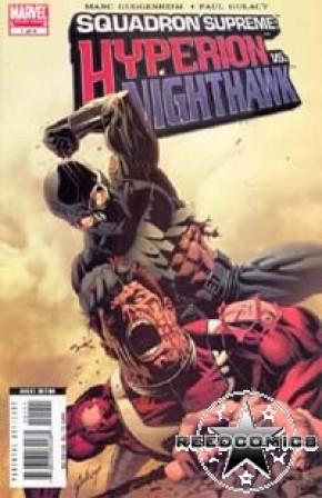 Squadron Supreme Hyperion vs Nighthawk #1