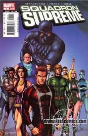 Squadron Supreme Volume 1 #1