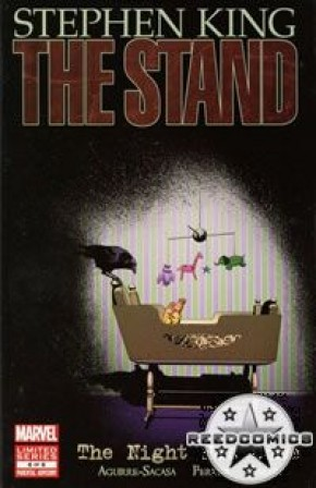The Stand The Night Has Come #6