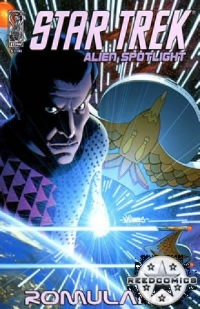 Star Trek Alien Spotlight Romulans