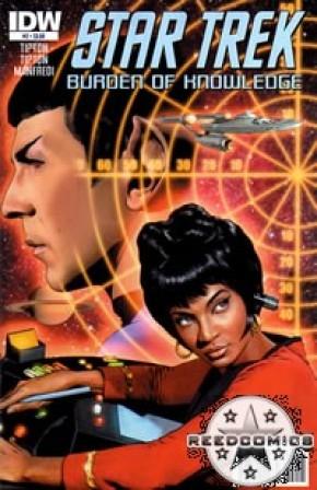 Star Trek Burden of Knowledge #2