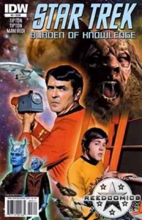 Star Trek Burden of Knowledge #3