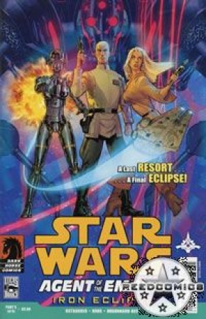 Star Wars Agent of the Empire Iron Eclipse #5