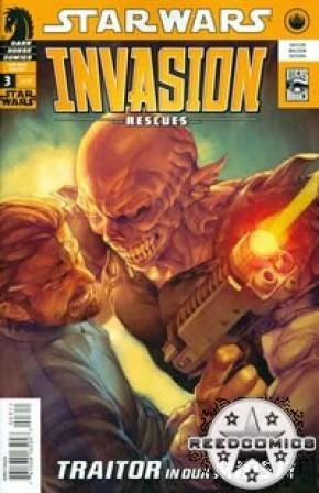 Star Wars Invasion Rescues #3