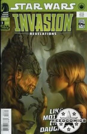Star Wars Invasion Revelations #3