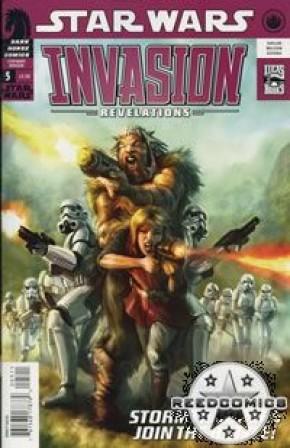 Star Wars Invasion Revelations #5