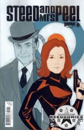 Steed and Mrs Peel Volume 2 #0 (Random Cover)