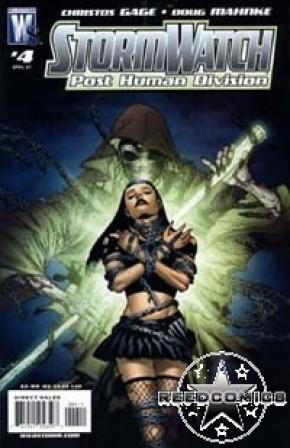 Stormwatch PHD #4