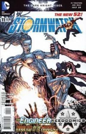 Stormwatch Volume 3 #11