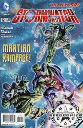 Stormwatch Volume 3 #12