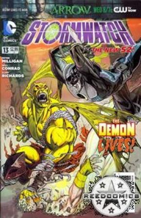 Stormwatch Volume 3 #13
