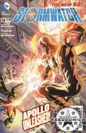 Stormwatch Volume 3 #14