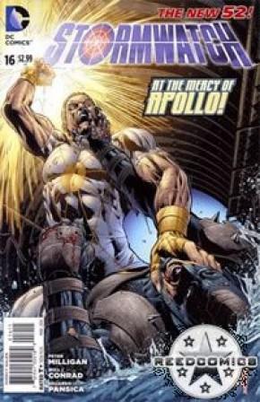 Stormwatch Volume 3 #16