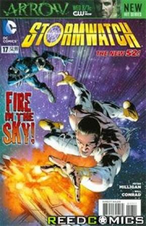 Stormwatch Volume 3 #17