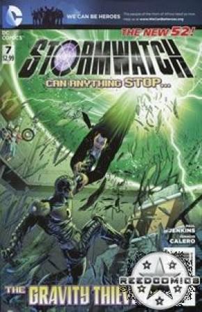 Stormwatch Volume 3 #7