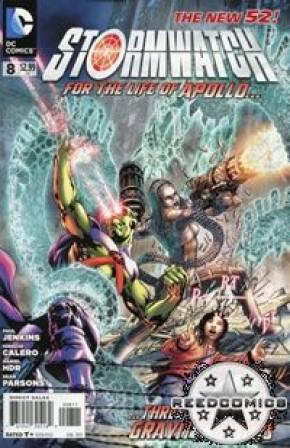 Stormwatch Volume 3 #8