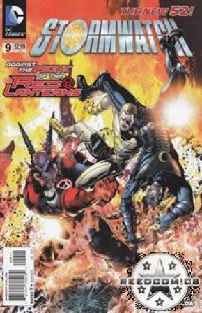 Stormwatch Volume 3 #9