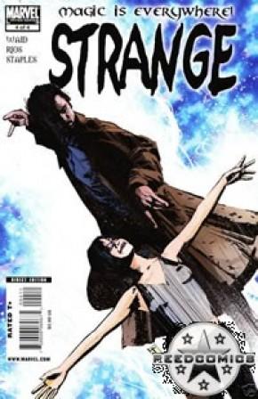 Strange (New Series) #4