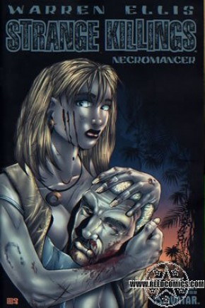 Strange Killings Necromancer #5