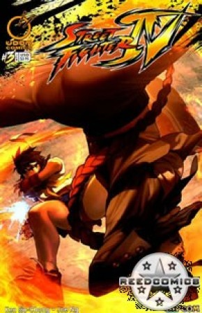 Street Fighter IV #3 (Cover A)
