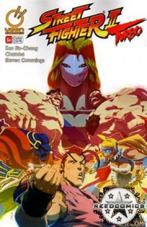 Street Fighter II Turbo #5 (Cover A)