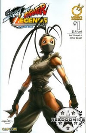 Street Fighter Legends Ibuki #1 (Cover A)