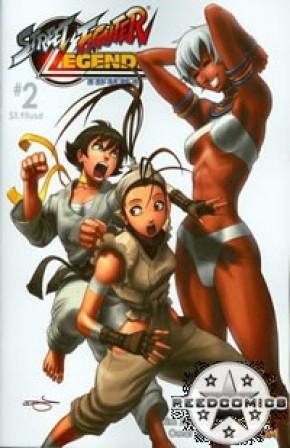 Street Fighter Legends Ibuki #2 (Cover A)