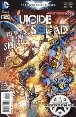 Suicide Squad Volume 3 #11