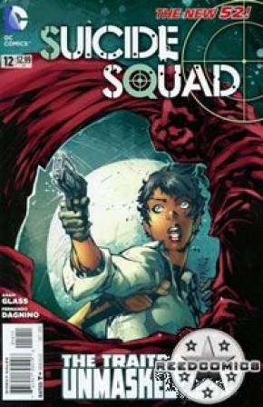Suicide Squad Volume 3 #12