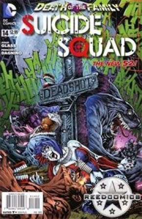 Suicide Squad Volume 3 #14 (2nd Printing)
