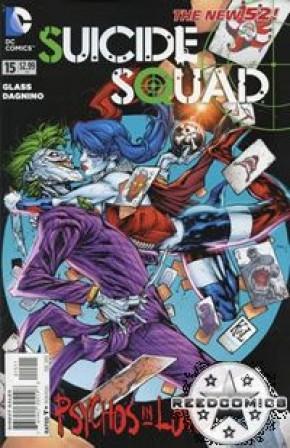 Suicide Squad Volume 3 #15
