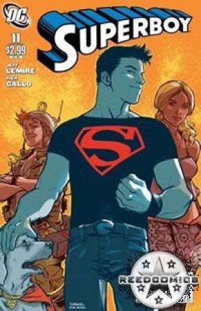 Superboy #11
