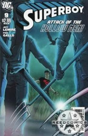 Superboy #9