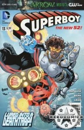 Superboy Volume 5 #13
