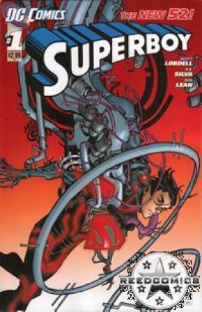Superboy Volume 5 #1 (2nd Print)
