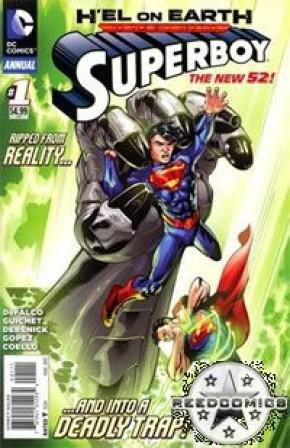 Superboy Volume 5 Annual #1