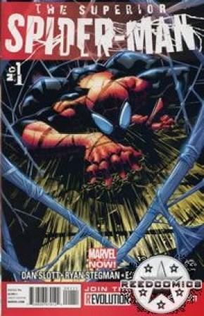 Superior Spiderman #1 (1st Print)