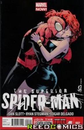 Superior Spiderman #2 (1st Print)