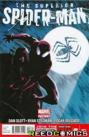 Superior Spiderman #3 (1st Print)