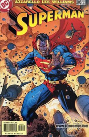 Superman Volume 2 #205 (Cover A)