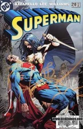 Superman Volume 2 #210