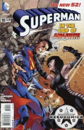 Superman Volume 4 #10