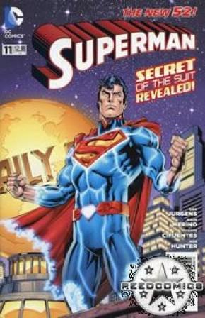 Superman Volume 4 #11