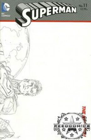 Superman Volume 4 #11 (1 in 25 Incentive)
