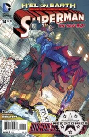Superman Volume 4 #14
