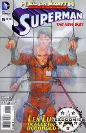 Superman Volume 4 #15