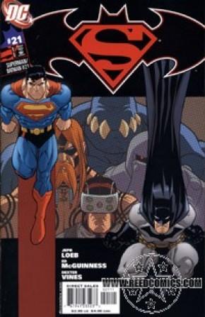 Superman Batman #21